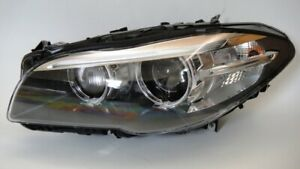 14 15 BMW 5 SERIES F10 F11 LCI XENON ADAPTIVE LEFT HEADLIGHT HEADLAMP COMPLETE
