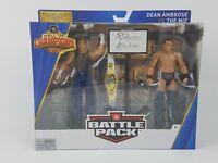 WWE Miz Dean Ambrose Hall of Champions Battle Pack Action Figure set exclusive