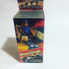 Bravestarr Colborobot Oberst Borobot Mattel Action Figure