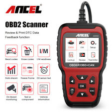 ANCEL Automotive OBD2 EOBD Code Reader Check Car Engine Light Auto Scanner Tools