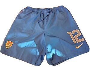 USMNT Nike official match version goalkeeper Shorts   Worn By Brad Guzan size L