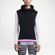 Women's Nike Therma Sphere Training Vest 686182 010 SIZE XL Black