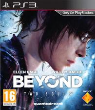 beyond two souls para PS3