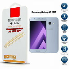 Tempered Glass Screen Protector For Samsung Galaxy A3 2017