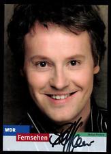 Stefan Pinnow WDR Autogrammkarte Original Signiert ## BC 53457