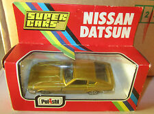Polistil Nissan Datsun Super Cars 1:43 SPESE GRATIS