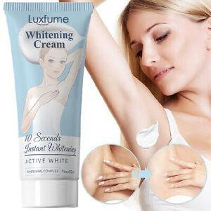 Magic Body Skin Whitening Cream for Sensitive Area Armpit Leg Knee Private Part!