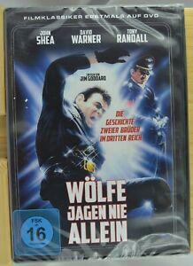 Wölfe jagen nie allein (1985) - DVD [k11] - Toni Randall - NEU/OVP - rar