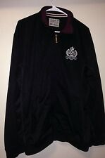 Ecko Unlimited Men's Jacket XL Black Stitched Zip Up
