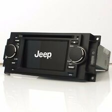 New Car DVD GPS Navi Radio For Jeep Dodge Chrysler 300C 3G WIFI Free Camera