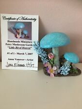Fantasy Mushroom Garden