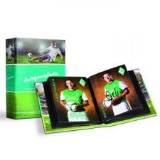Leuchtturm Taschenalbum mit 40 Hüllen für 80 Autogrammkarten