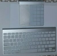 Apple Magic Trackpad Wireless Dual Sensor Mouse A1339 & Wireless Keyboard a1314