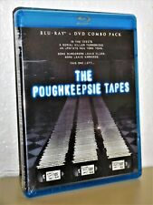 The Poughkeepsie Tapes (Blu-ray/DVD, 2008) Ben Messmer Samantha Robson NEW scary