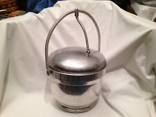 Vintage Retro Ice Bucket From The 50's and 60's