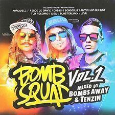 The Bomb Squad - Bomb Squad 1 / Various [New CD] SEALED