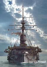 HMS GOLIATH -  LIMITED EDITION ART (25)