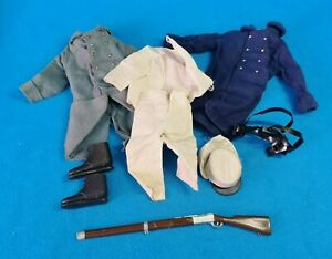 ACTION MAN Vintage FRENCH Foreign Legion OUTFIT Uniform 1970s PALITOY GI Joe