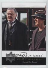 2014 Cryprozoic Downton Abbey Series 1 & 2 #95 Mr And Mrs Bryant Card 0f8