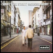 Oasis WHAT'S THE STORY MORNING GLORY 2nd Album +MP3s REMASTERED New Vinyl 2 LP