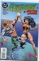 Aquaman 1994 series # 16 near mint comic book