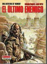 El último enemigo. Antonio Segura y José Ortiz.