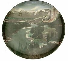 Banff National Park Plate Royal Doulton D6476 Royal Doulton Bow Valley