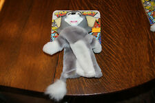 "Rare Vintage 1989 Tom & Jerry 12"" Hand Puppet w/Vinyl Molded Head Moc"