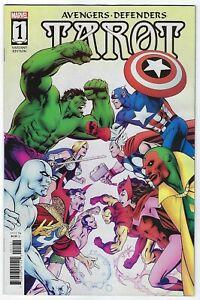 Tarot # 1 Davis Variant Avengers Defenders NM Marvel NM