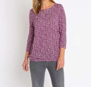 """2.3230 Modernes Shirt """"burgund"""" Gr. 50"""