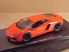 Hachette Lamborghini Collection #HLC21 1/43 2010 Aventador LP 799-4, Red Orange