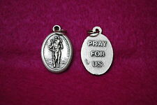 SAINT CHRISTOPHER MEDAL - ST CHRISTOPHER - PATRON TO TRAVELERS