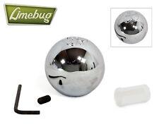 Mooneyes Chrome Moon Ball Gear Knob Shifter Gear Stick VW Camper Beetle Buggy