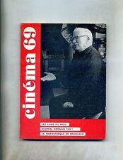 CINÈMA 69-Le Guide Du Spectateur N. 136#Federation Francaise des Cinè Clubs 1969