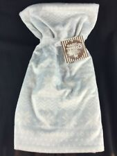 Baby Thro Blue White Snowflake Tricia Nordic Decorative Soft Baby Blanket