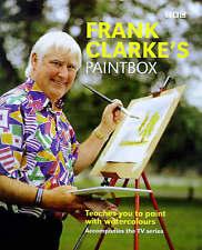 Frank Clarke's Paint Box, Frank Clarke | Hardcover Book | Good | 9780563384663