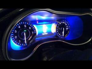 "Speedometer Cluster Sedan C 140 MPH 7"" Display Screen Fits 15 200 1798416"
