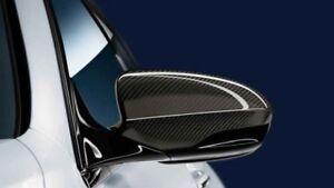 BMW F06/F12/F13 M6 M Performance Carbon Mirror Caps (RRP £688) 51142351091/8656