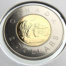 2000 Specimen Canada 2 Dollar Toonie Uncirculated Canadian Coin Two Dollar P609