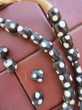 Beads [69737] African Batik Bone