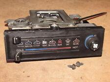 1979 1980 Datsun 280zx OEM Climate Control Unit