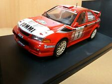 1 18 AUTOART MITSUBISHI LANCER WRC  T.MAKINEN/MANNISENMAKI.