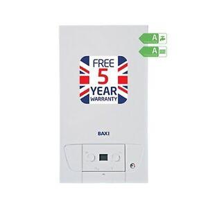 Baxi 400 424  Erp Combi Boiler With Flue 5 Year Warranty