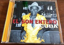El Son Entero -Cuba -  1998 French Import - Mint Album CD