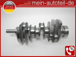 ORIGINAL Mercedes W211 W164 W212 W221 W204 Kurbelwelle Crankshaft  OM642 R64224