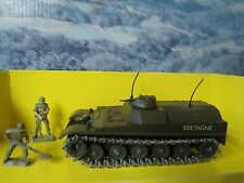 1/50 Solido (France)   MILITARY AMX 13 VTT #6057 with figures