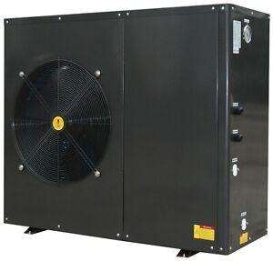 8.4 bis 14.8 KW Luft Wasser Wärmepumpe, 3Ph.400V, COPELAND Kompressor! TÜV Test!