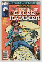 Marvel Premiere #54 (Marvel 1980) 1st Caleb Hammer - Frank Miller Cover Art