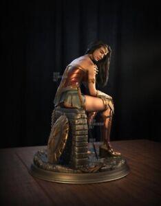 Wonder Woman - Battle Scars-1/6 Female Resin Mode Kit