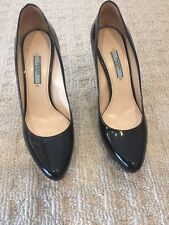 Prada Pumps 38.5 Black Patent